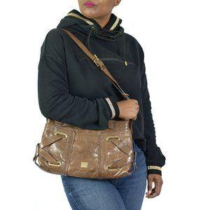 Kooba Braydon Crossbody Bag Leather Shoulder Purse